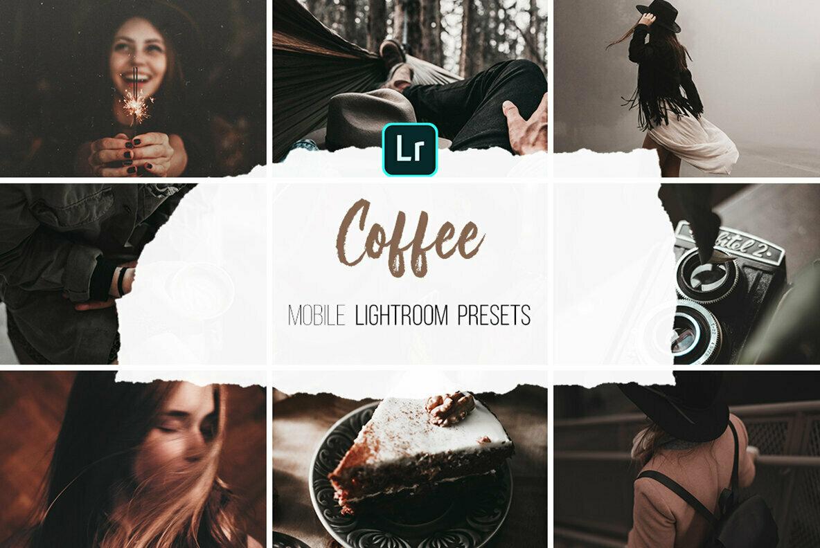 Coffee   Mobile Lightroom Presets