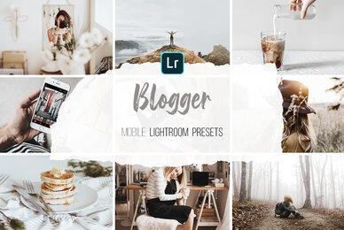 Blogger   Mobile Lightroom Presets