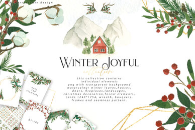 Winter Joyful Collection