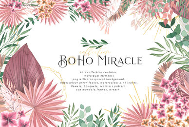 Boho Miracle Collection