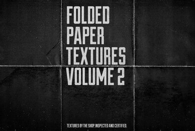 Folded Paper Textures Volume 02