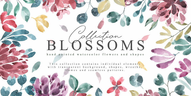 Blossoms Collection