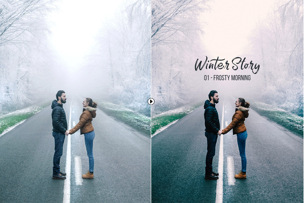 Winter Story Presets