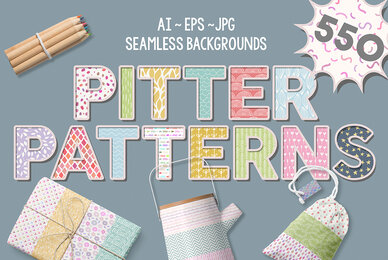 Pitter Patterns
