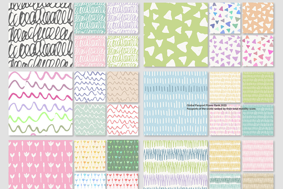 Pitter Patterns