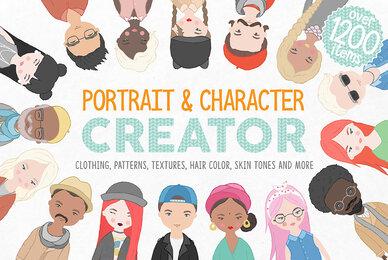 Portrait  Character Creator