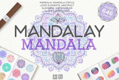 Mandalay Mandala