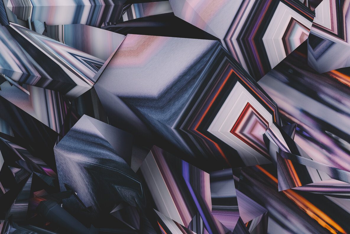 Abstract Polygons 2
