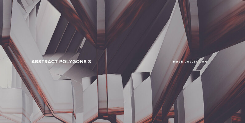 Abstract Polygons 3
