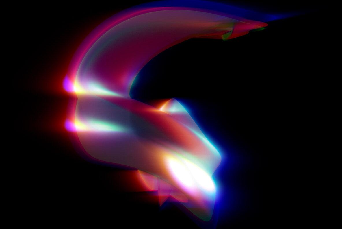 AURA   Vibrant Glows   Shapes
