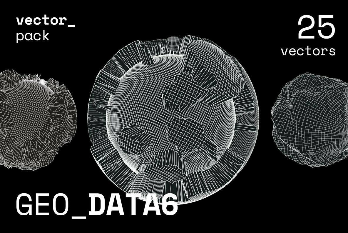 GEO DATA6 Vector Pack
