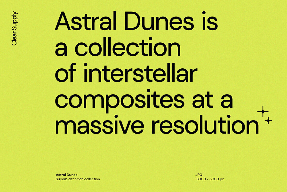 Astral Dunes