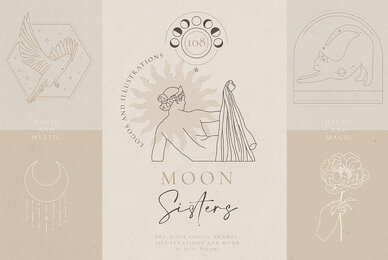 Moon Sisters Collection