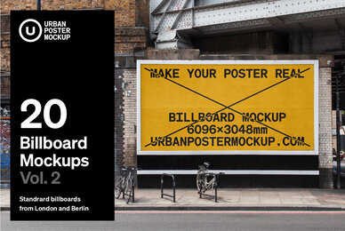 Billboard Mockup Vol 2