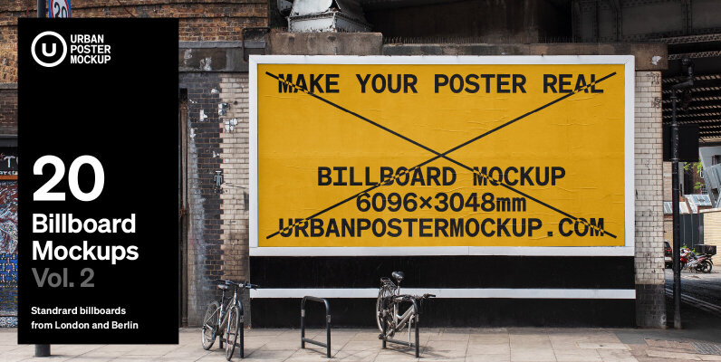 Billboard Mockup Vol 2