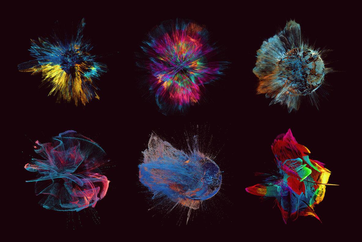 Catalyst v2 Explosive Textures