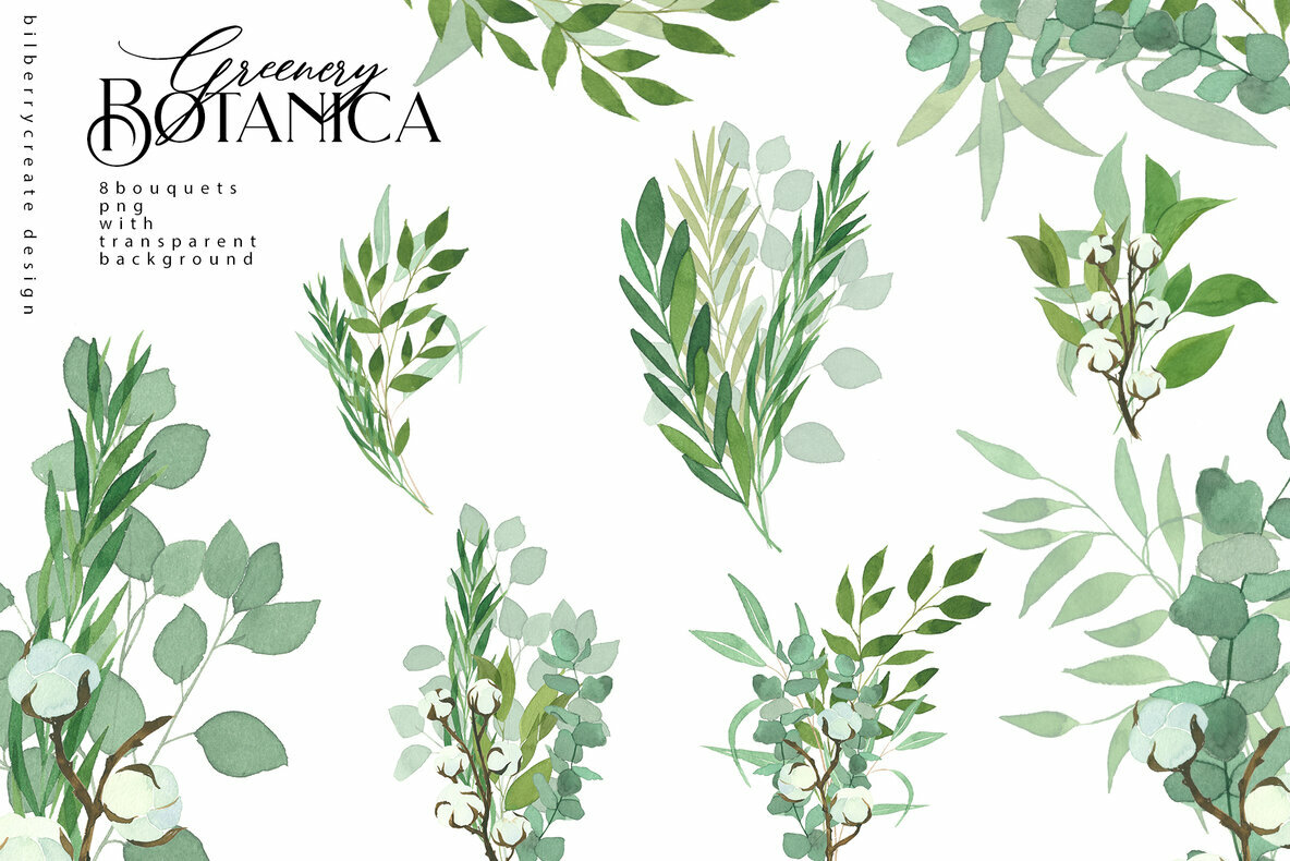Greenery Botanical
