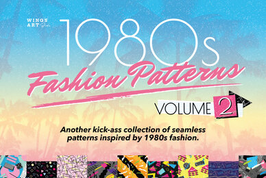 1980s Fashion Patterns Vol 2