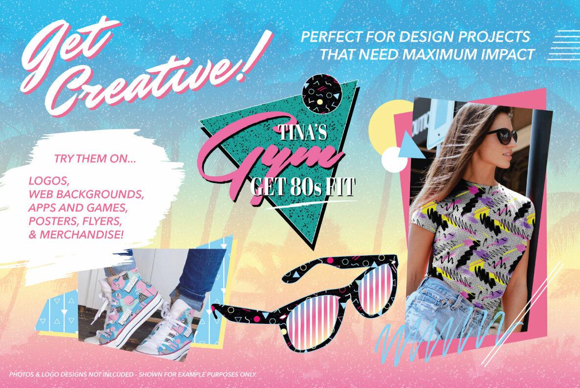 1980s Fashion Patterns Vol 2
