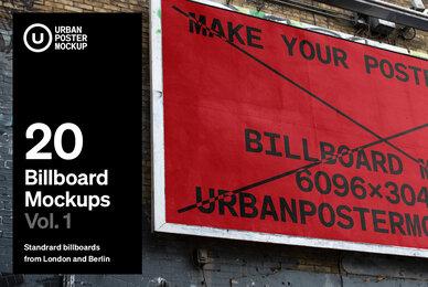 Billboard Mockup Vol 1