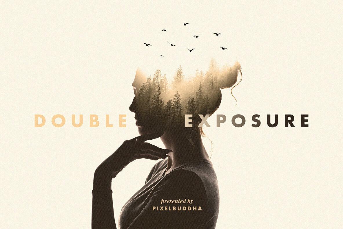 Double Exposure Photoshop Effect
