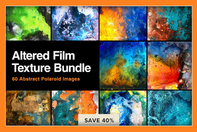 Altered Film Texture Bundle