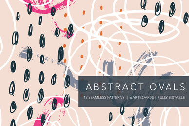 Abstract Ovals