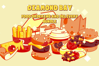 Diamond Bay Food Ordering and Food Delivery Bundle