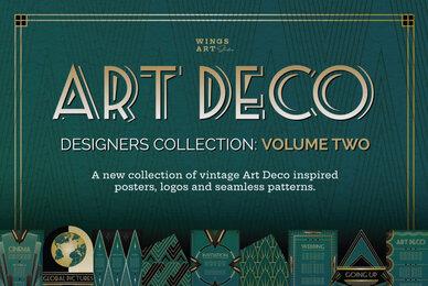 Art Deco Designers Collection Volume 2