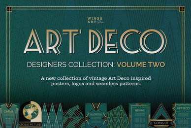Art Deco Designers Collection Volume 2