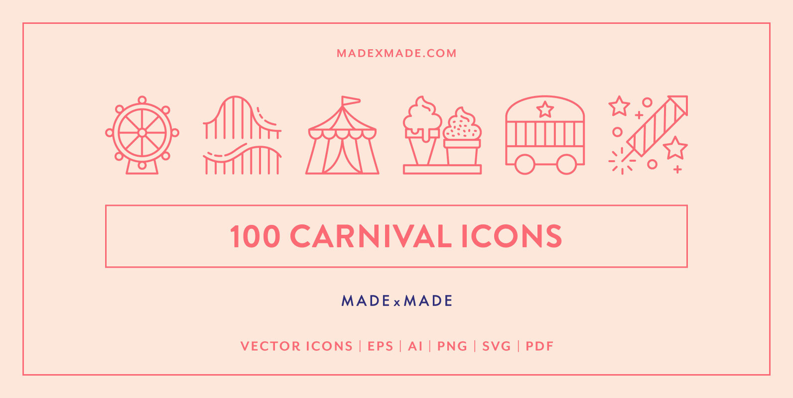 Carnival Icons