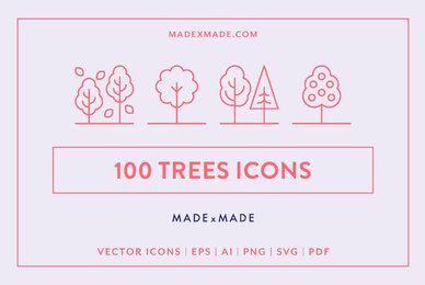 Trees Icons