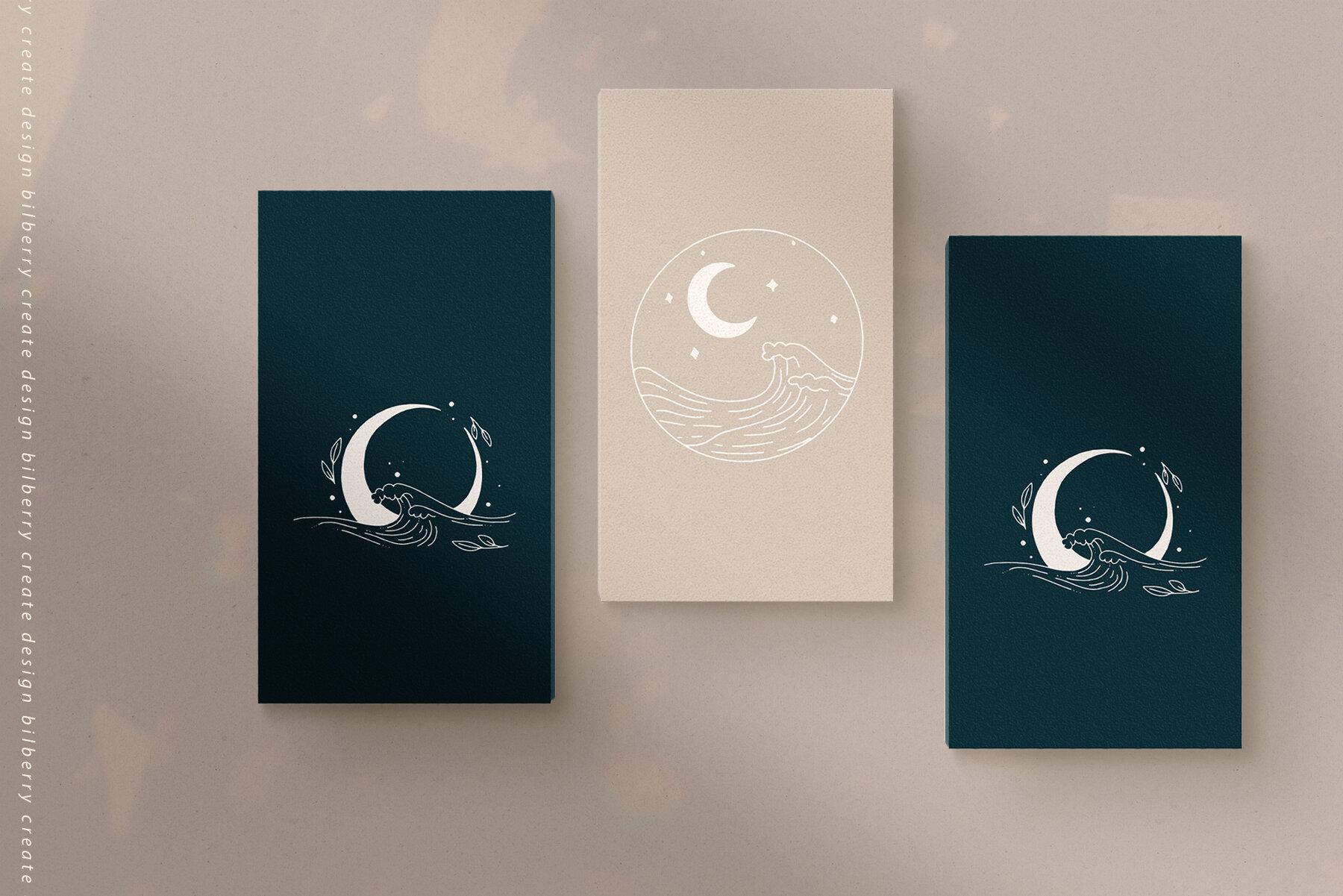 Moon Wave