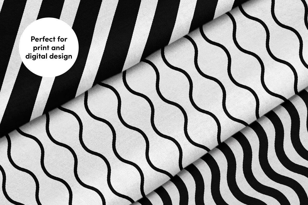 Monochrome Lines
