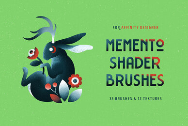 Shader Brushes for Affinity