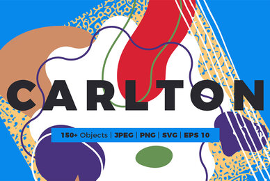 Carlton Graphics Pack