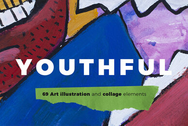 Youthful   Art Collaboration Pack