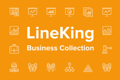 LineKing   Business Collection