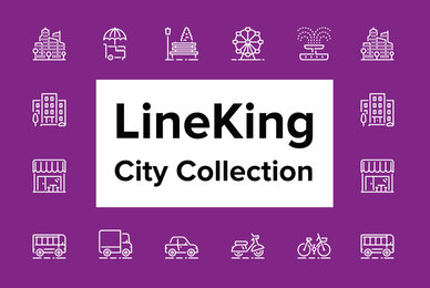 LineKing   City Collection