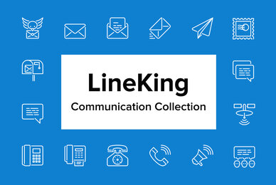 LineKing   Communication Collection