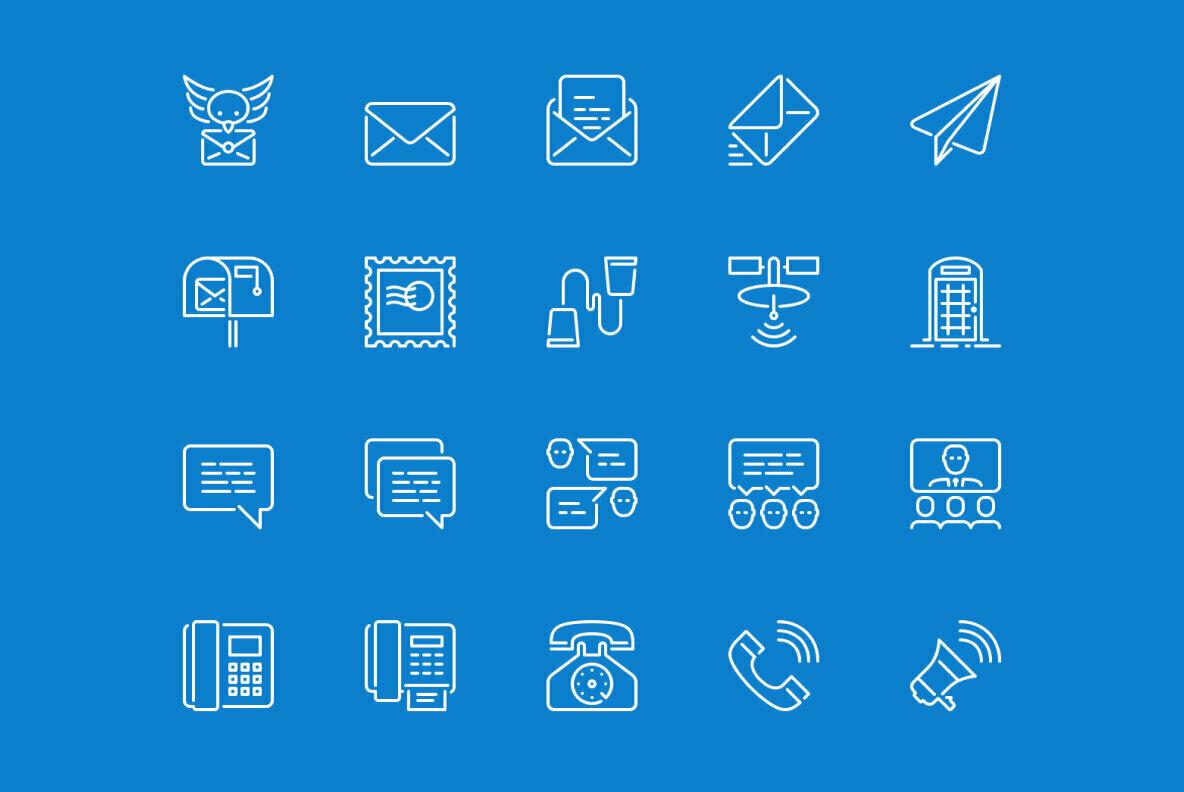 LineKing   Communication Collection