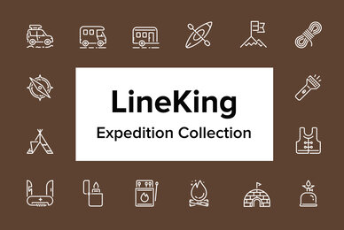 LineKing   Expedition Collection