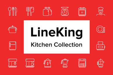 LineKing   Kitchen Collection