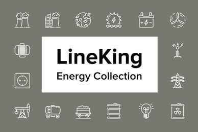 LineKing   Energy Collection