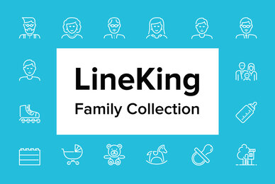 LineKing   Family Collection