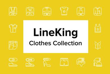 LineKing   Clothes Collection