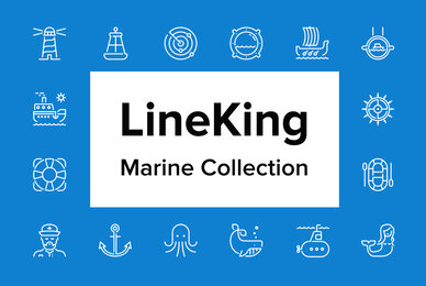 LineKing   Marine Collection