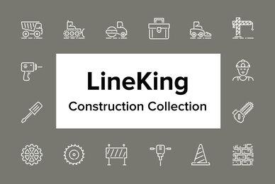 LineKing   Construction Collection