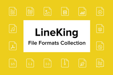 LineKing   File Formats Collection