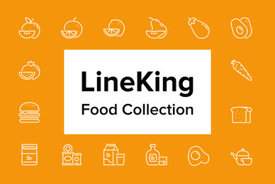 LineKing   Food Collection